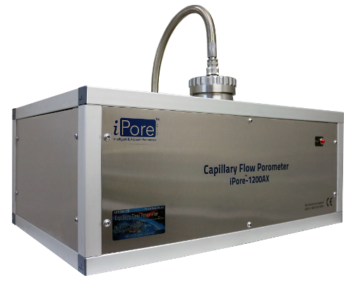 Porometry, Liquid-liquid Porometry, Capillary-flow Porometry, Porous Materials