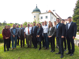 Participants of the 3P European Meeting