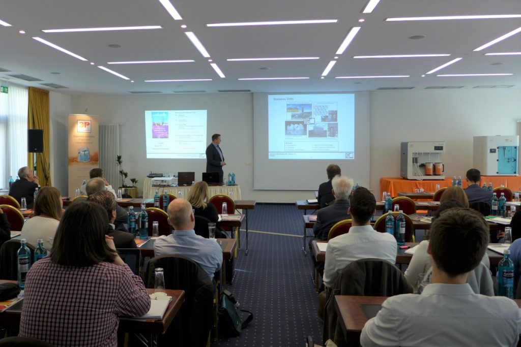 Symposium on Dynamic Sorption Leipzig