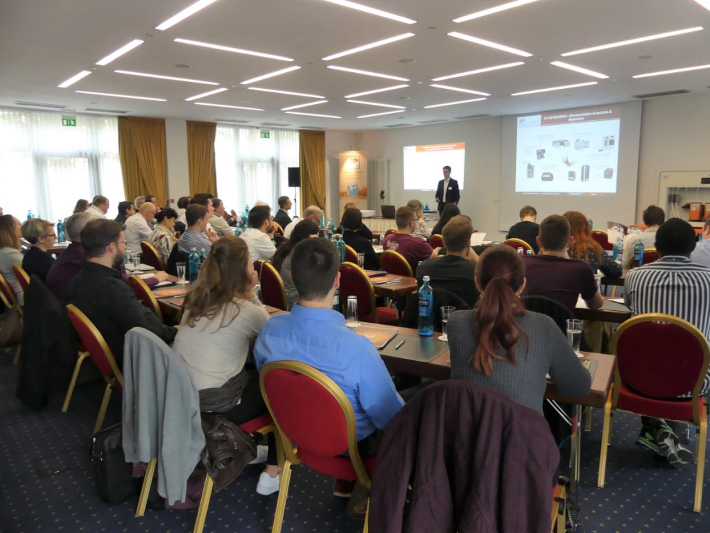 "3P INSTRUMENTS Workshop ""New strategies for characterizing surfaces and pore structures"" Leipzig"