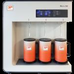 3P micro 300, gas adsorption, physisorption