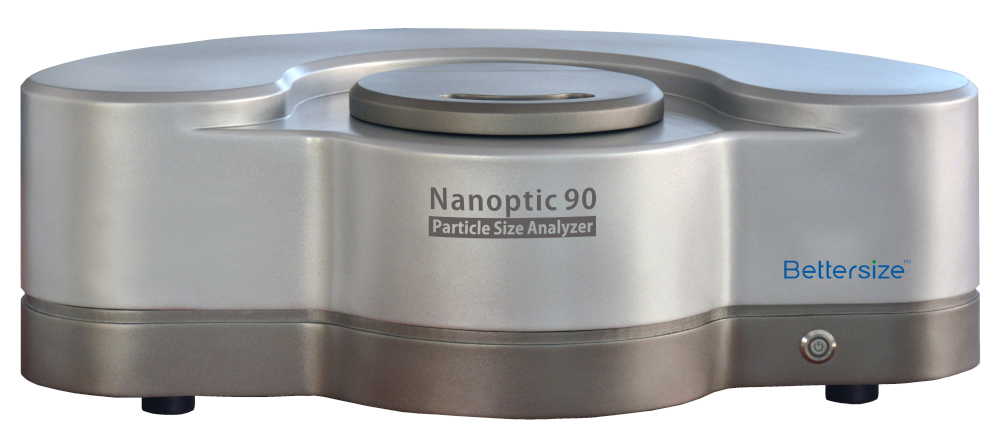 Nanopartikelgrößenanalysator Nanoptic 90