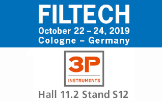 3P and PMI at Filtech 2019