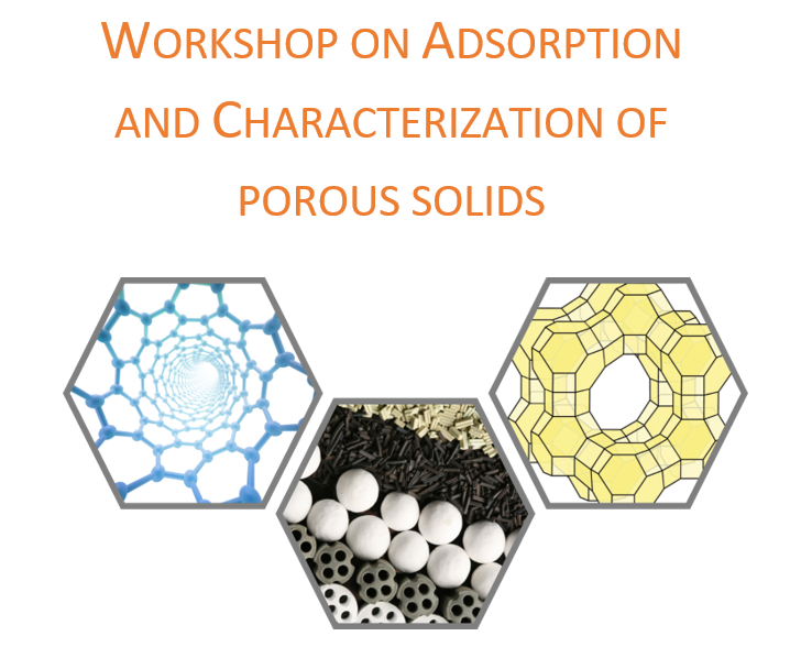 Teaser 3P Workshop Adsorption Porous Solids Leipzig 2020
