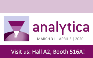 3P Instruments at Analytica trade fair 2020