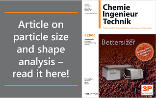 "New article in the journal ""Chemie Ingenieur Technik"": Investigation of the particulate properties of sands with regard to their suitability for concrete production"