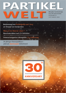 3P Instruments Partikelwelt 21 Cover