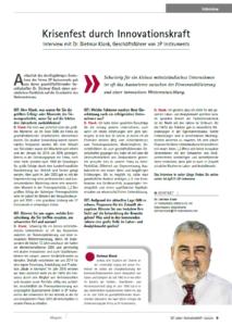 GIT Interview Dr. Dietmar Klank 2020