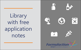 Formulaction Application Notes Library