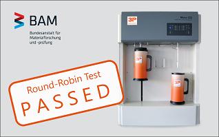 3P meso 222 Round Robin Test BAM