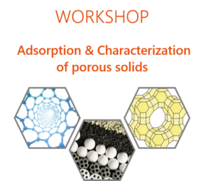 Workshop on Adsorption and Characterization of Porous Solids