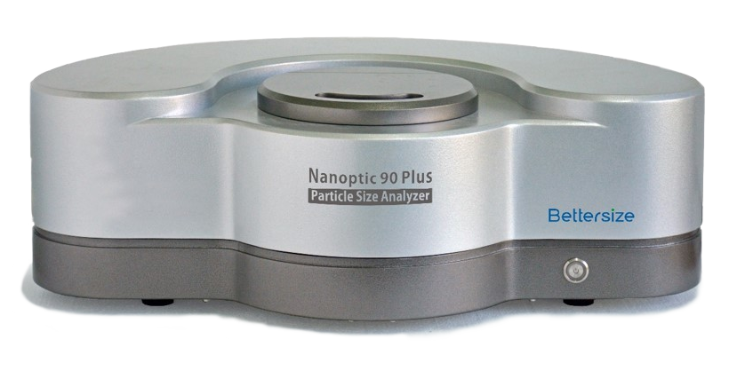 Nanoptic 90 Plus for Nanoparticle Size Analysis