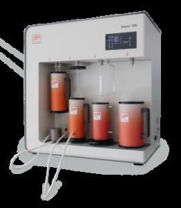 3P vapor 100 Vapor sorption analyzer with one station