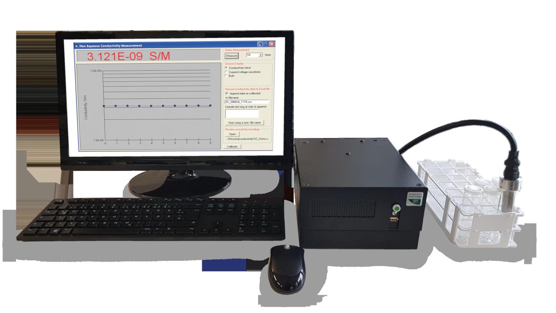 Conductivity meter DT-700