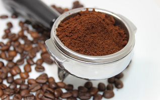 How to characterize coffee powder?